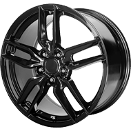 OE Creations PR160 Gloss Black Wheels