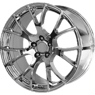 OE Creations PR161 Chrome Wheels