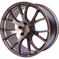 OE Creations PR161 Copper Wheels