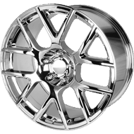 OE Creations PR163 Chrome Wheels