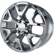 OE Creations PR169 Chrome Wheels