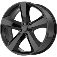 OE Creations PR170 Gloss Black Wheels
