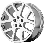 OE Creations PR149 Chrome Wheels