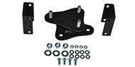 Off Camber Fabrication Spare Tire Bracket Kit<br /> 1997-2006 Jeep TJ