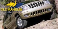 Old Man Emu <br>Jeep Grand Cherokee WJ