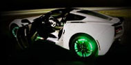 Oracle Illuminated LED Wheel Rings