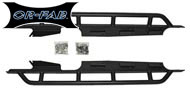 OR-FAB Jeep Rocker Panel with Bar for 2007-2015 Wrangler Unlimited JK 4-Door