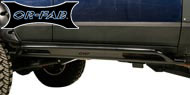 OR-FAB Jeep  Rock Slider Rails for 1984-2001 Jeep Cherokee XJ