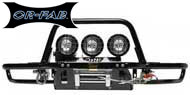 OR FAB 3-Piece Front Winch Bumper <br>1984-2001 Jeep Cherokee XJ
