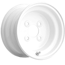 Pacer Wheels<br /> 11W White