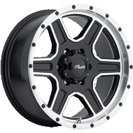 Pacer Wheels<br /> 165MB Navigator Gloss Black