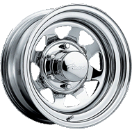 Pacer Wheels <br />27C VW Chrome