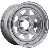 Pacer Wheels<br /> 28GA Galvanized Spoke