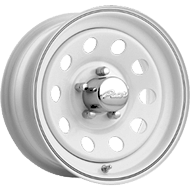 Pacer Wheels<br /> 55W White MOD
