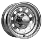 Pacer Wheels<br /> 56GA Galvanized MOD