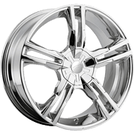 Pacer Wheels 786C Ideal<br /> Chrome