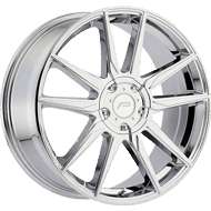 Pacer Wheels <br/>790C Insight Chrome