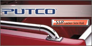 Putco SSR Locker<br /> Bed Rails