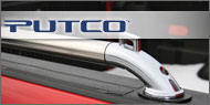 Putco Pop Up Locker<br /> Bed Rails