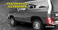 Performance Accessories 1974-1990 Ramchanger/Trailduster