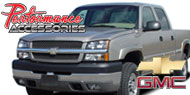 Performance Accessories Gap Guards <br/> Chevy/GMC