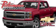 Performance Accessories Chevrolet GMC Lift Kits