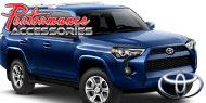Performance Accessories Toyota Lift Kits