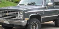 1969-1995 K5 Blazer