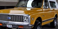 1969-1972 Chevy Pick-up and Blazer Body Lift Kits