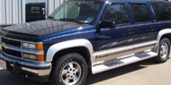 1992-1994 Chevy Blaze, Yukon & Suburban Body Lift Kits