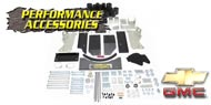 3-inch Body Lift Kit <br> for 2003-2005 Silverado & Sierra 2500/3500 HD Pickups