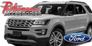 Performance Accessories 1990-2002 Ford Explorer