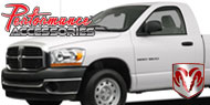 Performance Accessories Dodge Bumper Brackets