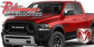 Performance Accessories 1994-2014 Ram 1500/2500/3500 Body Lift Kits