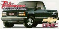 Chevy/GMC Bumper Brackets