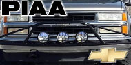 PIAA Chevrolet Light Bars
