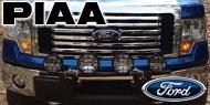 PIAA Ford Light Bars