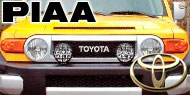 PIAA Toyota Light Bars