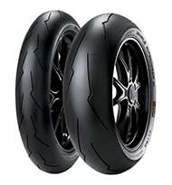 Pirelli Diablo Supercorsa SP Tires