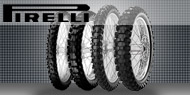 Pirelli Dirt Bike Tires