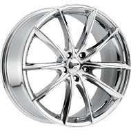 Platinum Wheels<br /> 435C Flux Chrome