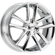 Platinum Wheels<br /> 436C Gemini Chrome