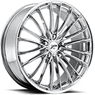 Platinum Wheels<br /> 417 Monarch Chrome