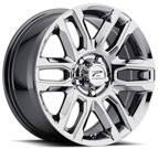 Platinum Wheels<br /> 252 Allure Ultra-V Bright PVD