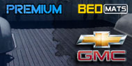 Premium Chevy GMC Truck Bed Mats