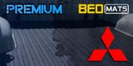Premium Mitsubishi Truck Bed Mats