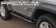 Premium Jeep <br>Side Armor