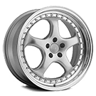 Privat Wheels </br> Kup Silver