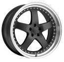 Privat Wheels </br> Legende Matte Graphite