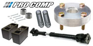 Pro Comp Accessories and Parts